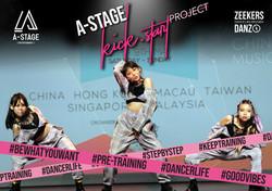 A-Stage Kickstart Project⚡️初階訓練課堂⚡️