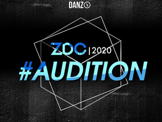【Zeekers Dance Crew - ZDC Team Train AUDITION】