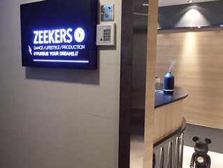 NEW ZEEKERS + ZTC@WanChai