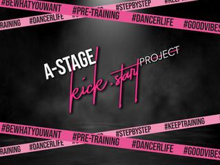 【A-Stage Kick-Start Project】⚡️初階訓練課堂⚡️