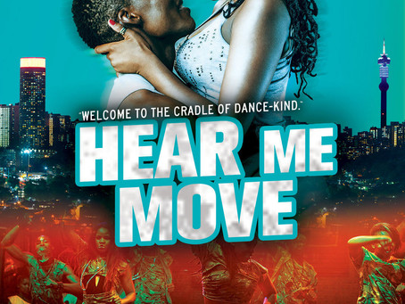 Writing South Africa's First Dance Flick