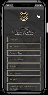 Webdesign auf dem Handy in Solingen NRW