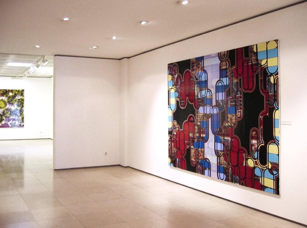 Ana Vidigal - Pintura 2005 / 2006