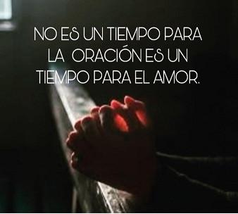 Tiempo de Amor.