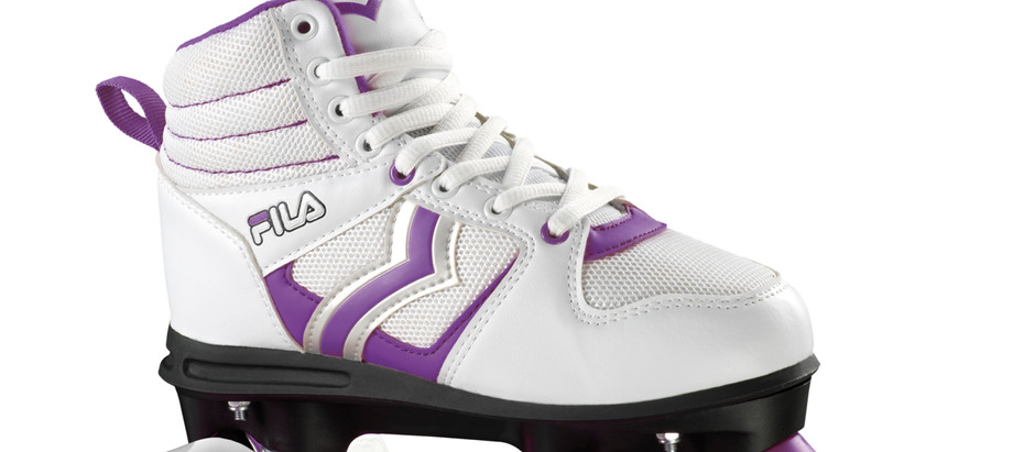 Quad Fila Skates - Revivendo boas lembranças!