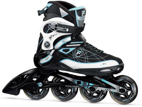 Primo Air Wave é o patins ideal para patinar e malhar se divertindo.
