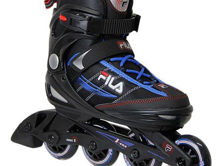 Patins J One - O patins ideal para criançada.