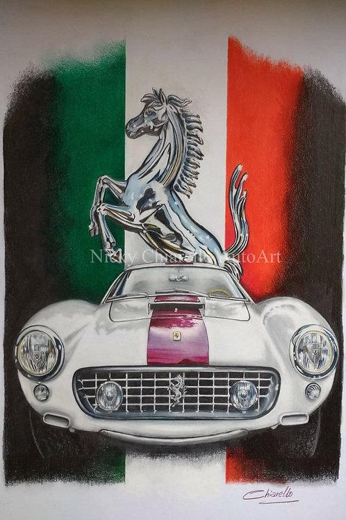 Ferrari 250 Gt Berlinetta-Nicky Chiarello