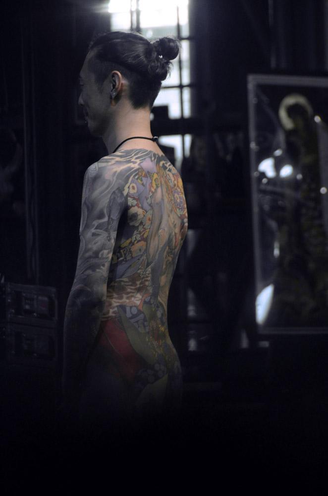 【墨魂】-SKIN DELIRIUM-