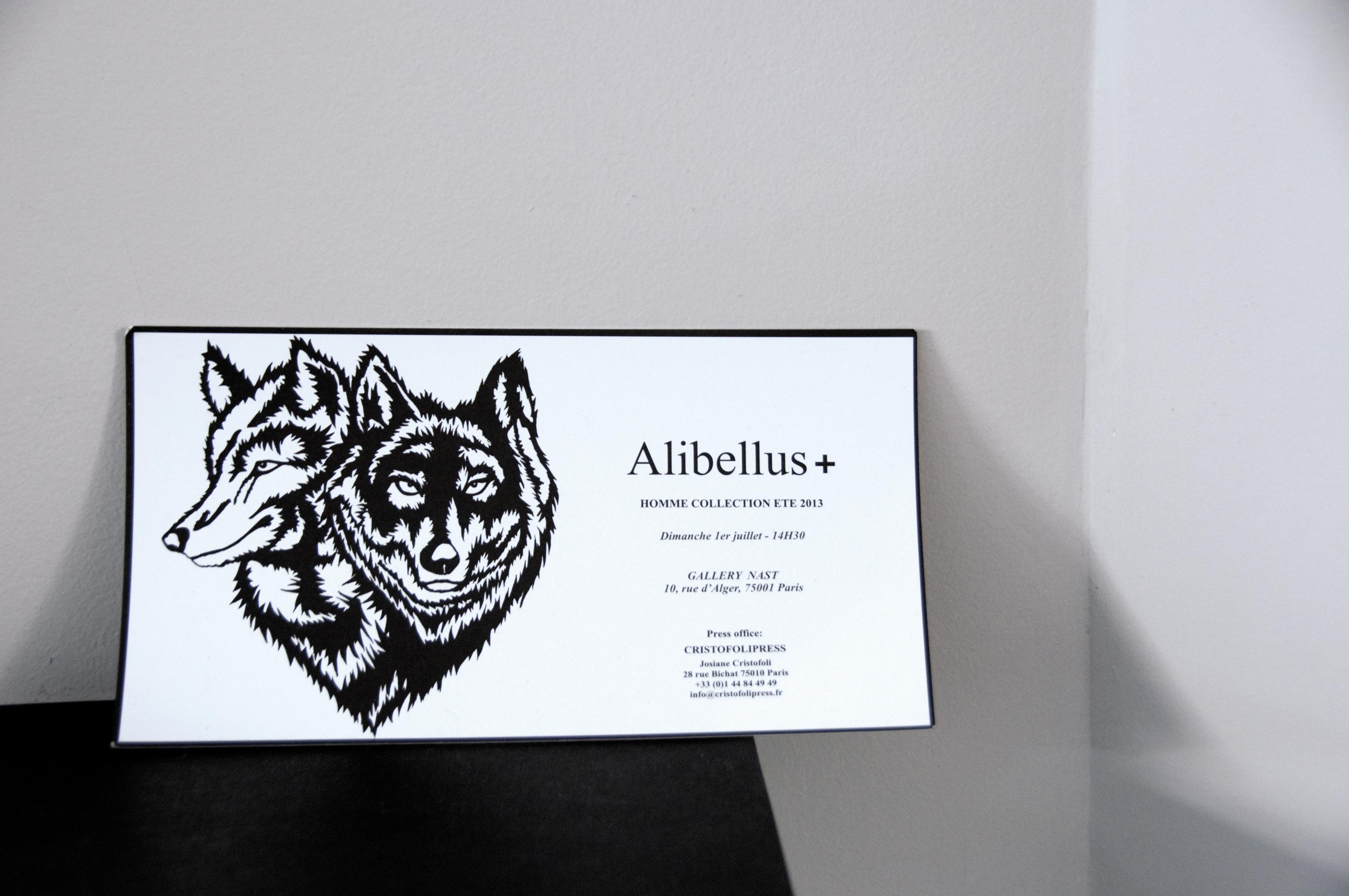 ALIBELLUS+ SS13