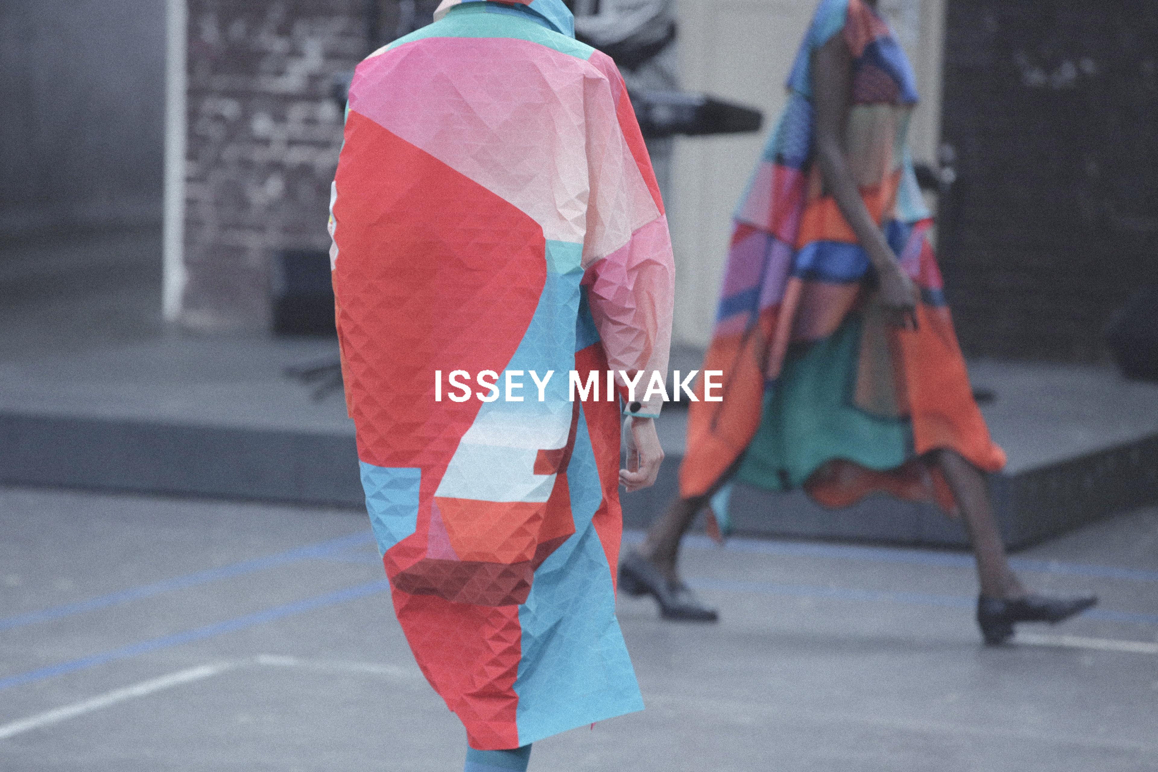 ISSEY MIYAKE FW19