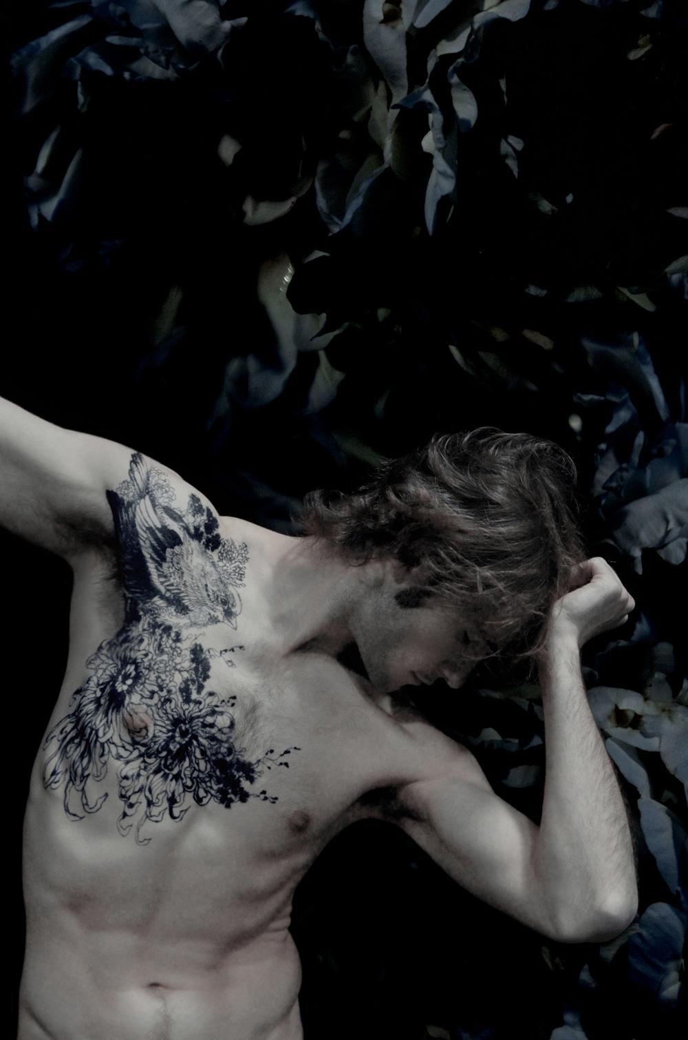 RHAPSODY OF A DANCER