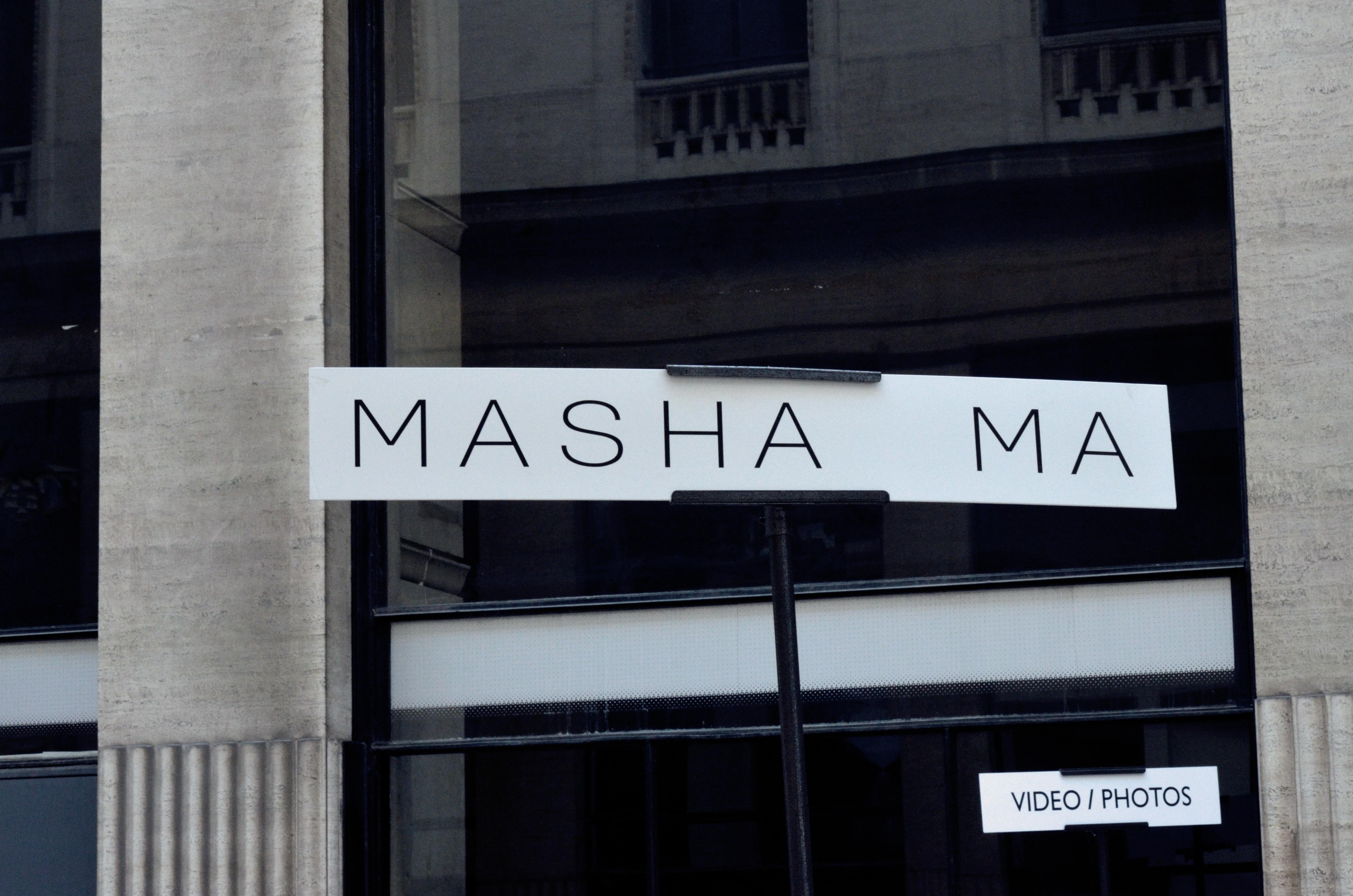 MASHA MA FW1415