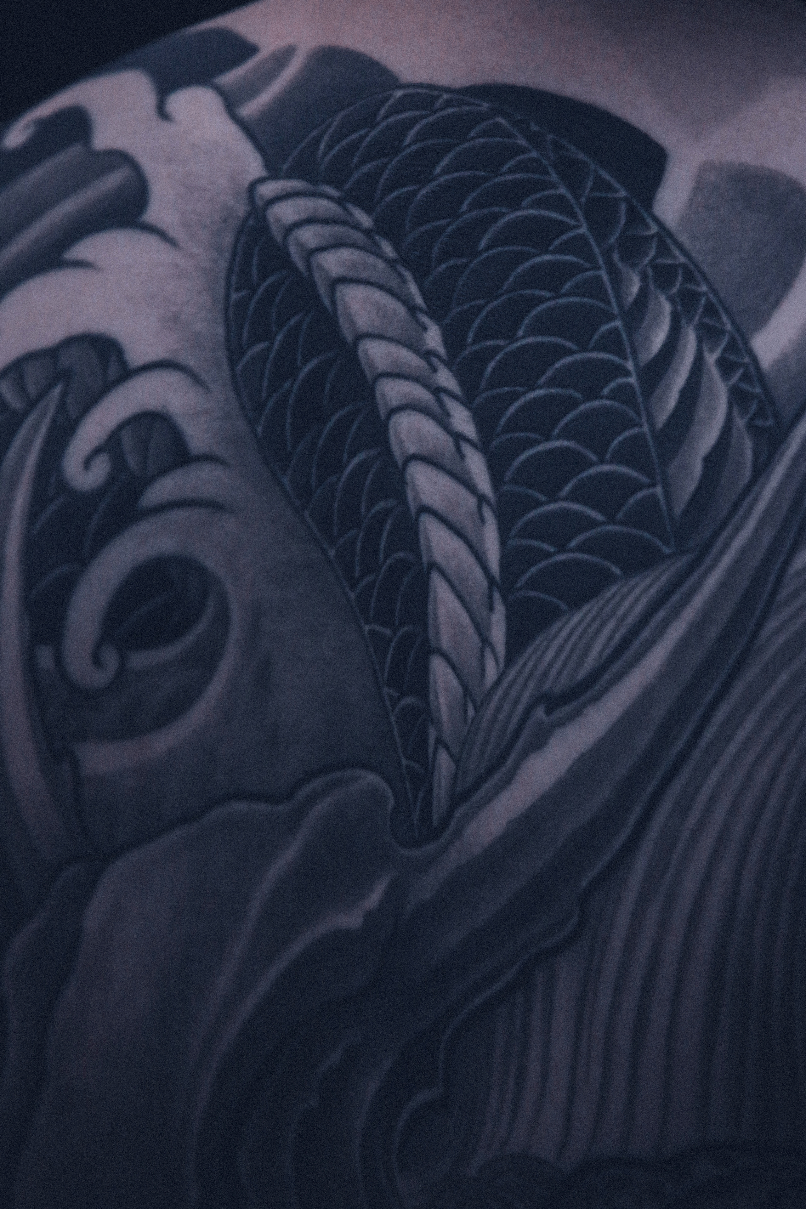 【墨魂】之三 -SKIN DELIRIUM-