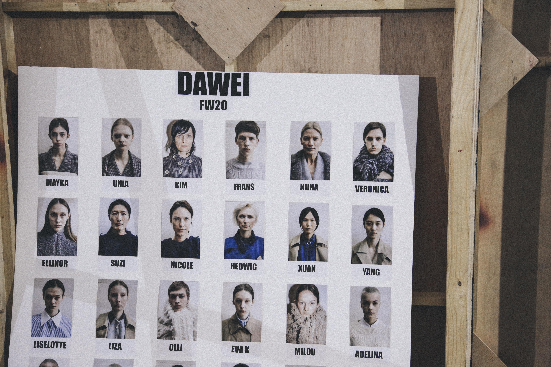 DAWEI FW20