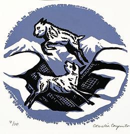 Lil' Mountain Goats Print copy.jpg