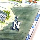 Penn State Map Detail