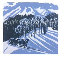 Ashcroft Sleigh Ride