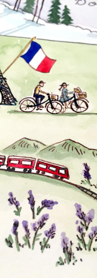 Map Detail: Paris