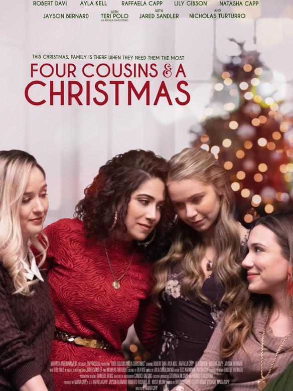 Four Cousins & A Christmas