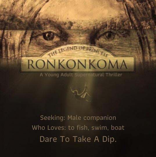 The Legend Of Princess Ronkonkoma