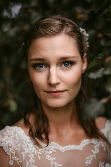 Natürliches Braut-Make-Up