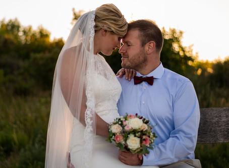 After-Wedding-Shooting mit Lea, Inken und Jan