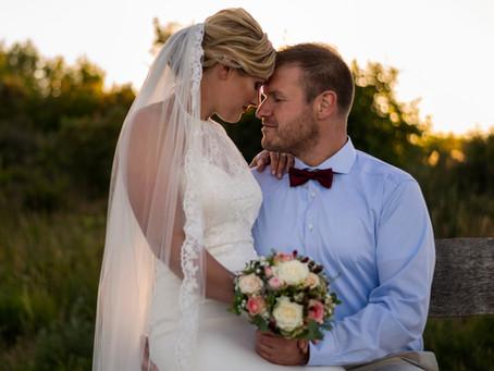 After Wedding Shooting mit Lea, Inken und Jan