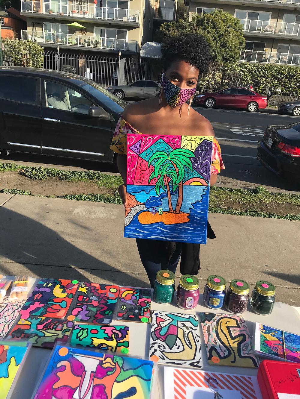 Lake Merrit Art Festival