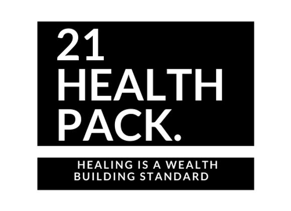 21 Health Pack