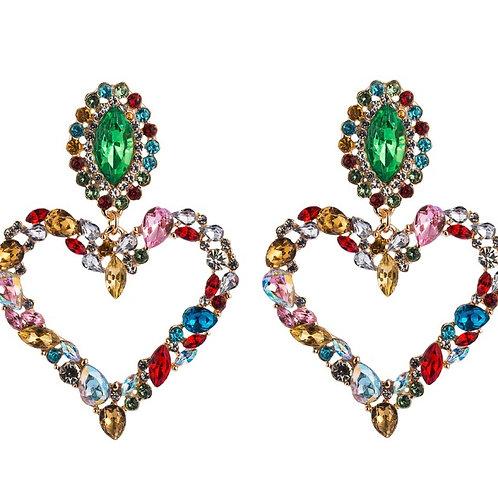 """""""From My Heart"""" Earrings"""