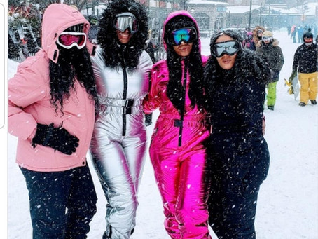 Melanin in the Snowy Mountains