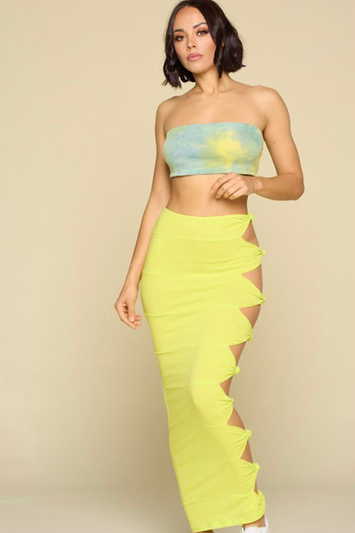 """Torn"" Skirt"