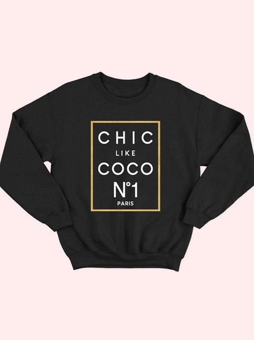 """Chic Like Coco"" Sweater"