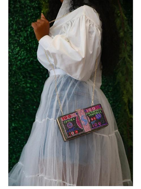 """Dinero"" Handbag"