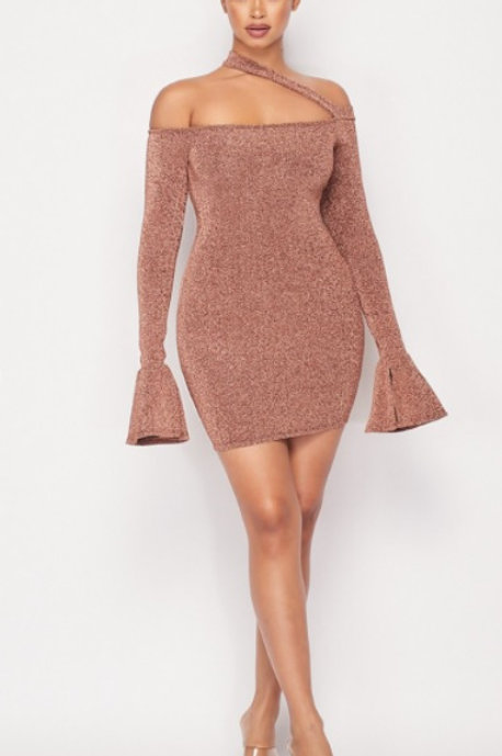 """""""Fall-ing For You"""" Dress"""