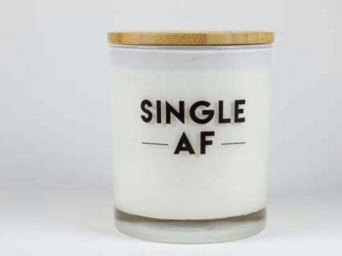 """""""Single AF"""" Candle"""