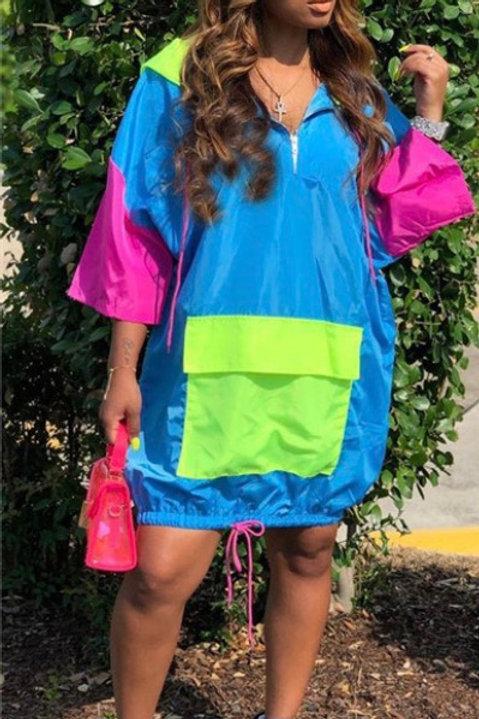 """Color Me Badd"" Dress"