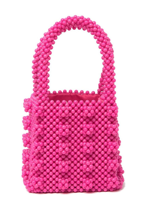 """Cutesy"" Beaded Handbag"
