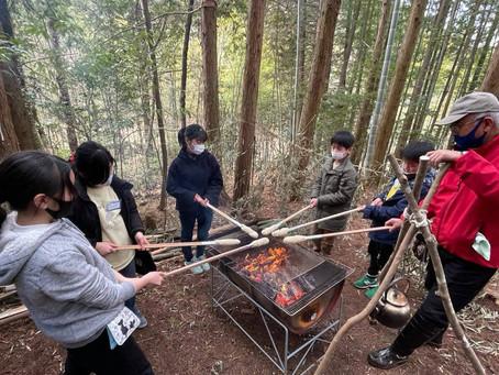 冒険キャンプの秘密【まほらboの学習/仕事】