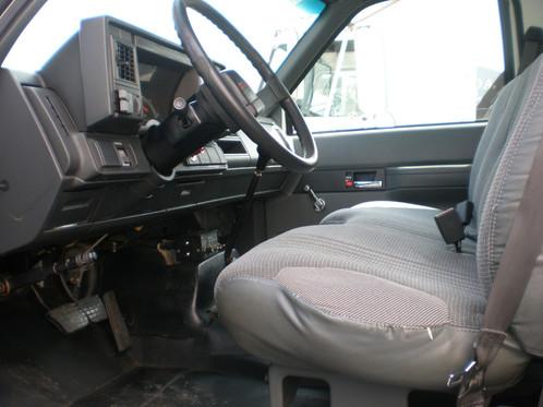 1998 Gmc C6500 1 - Gmc C Refrigerated Truck Gmc C Refrigerated Truck - 1998 Gmc C6500 1