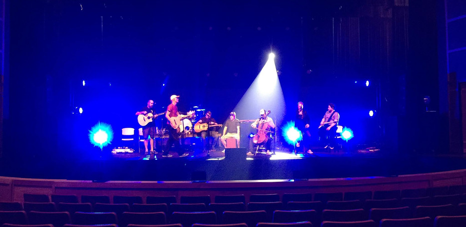 Newsong Tour Rehearsals