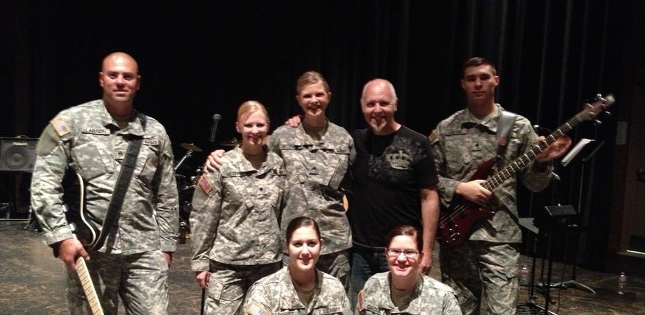 Iowa National Guard Band