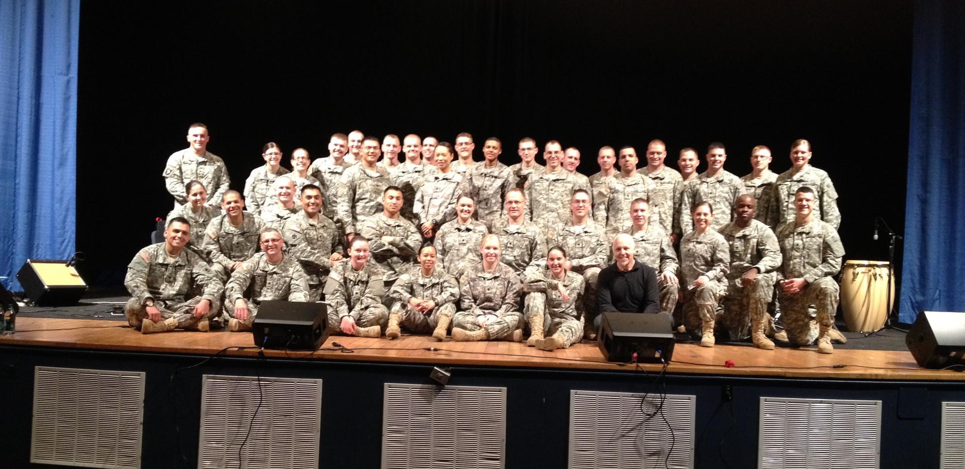 Army Band School of Music-Va. Beach, VA