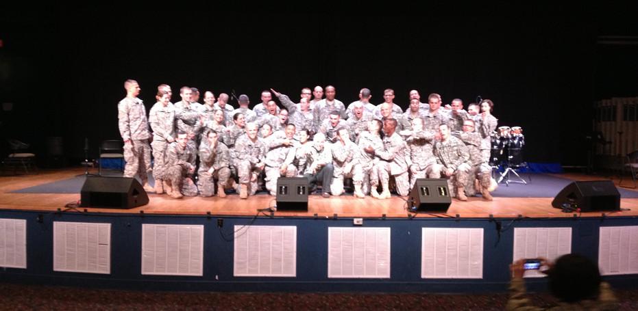 Army Band School of Music, Va. Beach, VA