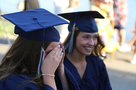 Class of 2020 Graduation!!