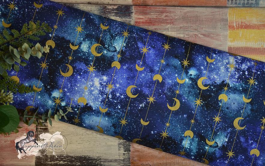 Ab 0.5m Galaxy Mond und Sterne