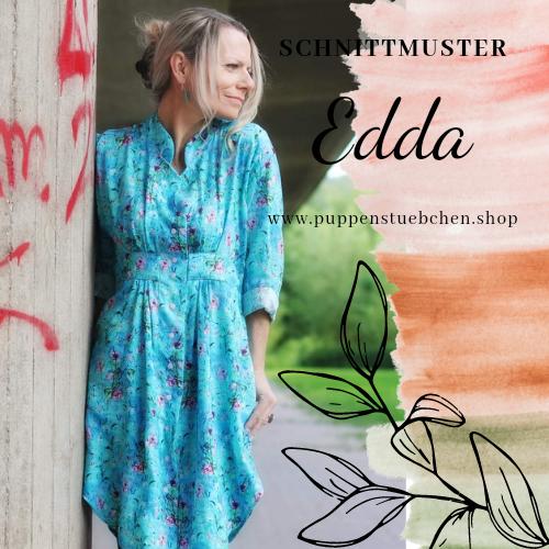 Datei A4&A0 Kleid Blusenkleid Edda Schnittmuster