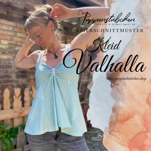 A0 Papierschnittmuster Kleid Valhalla Händler - Mindestabnahmemenge 5St.