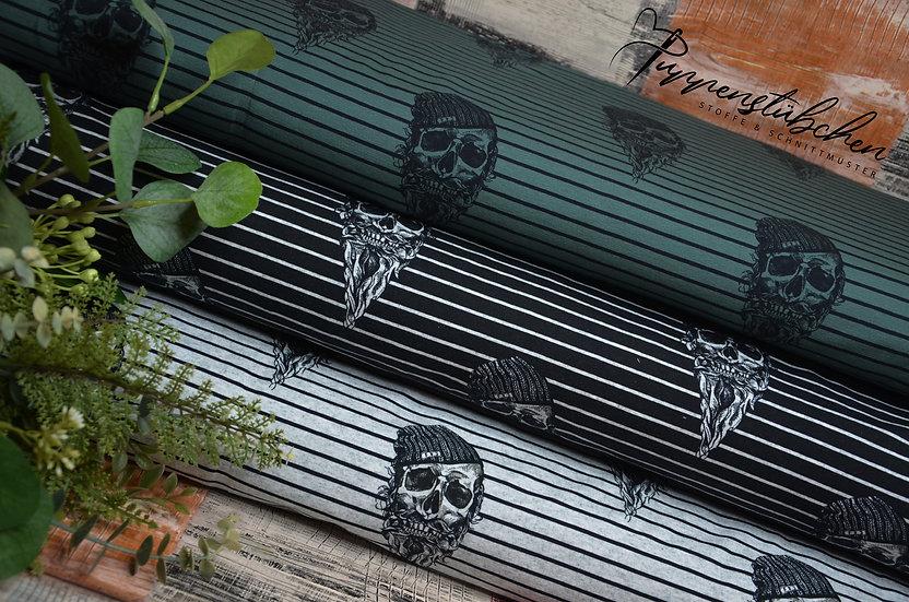 Ab 0.5m Skulls & Stripes